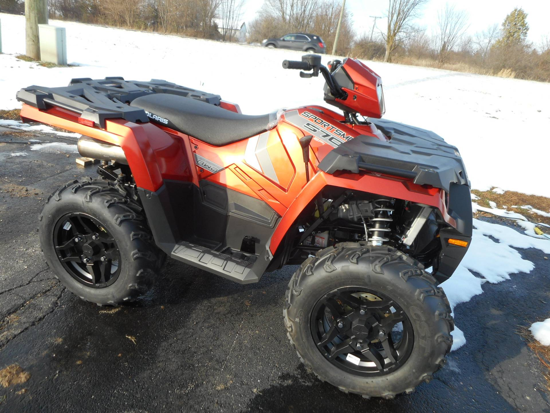 2020 Polaris Sportsman 570 Premium in Belvidere, Illinois - Photo 1