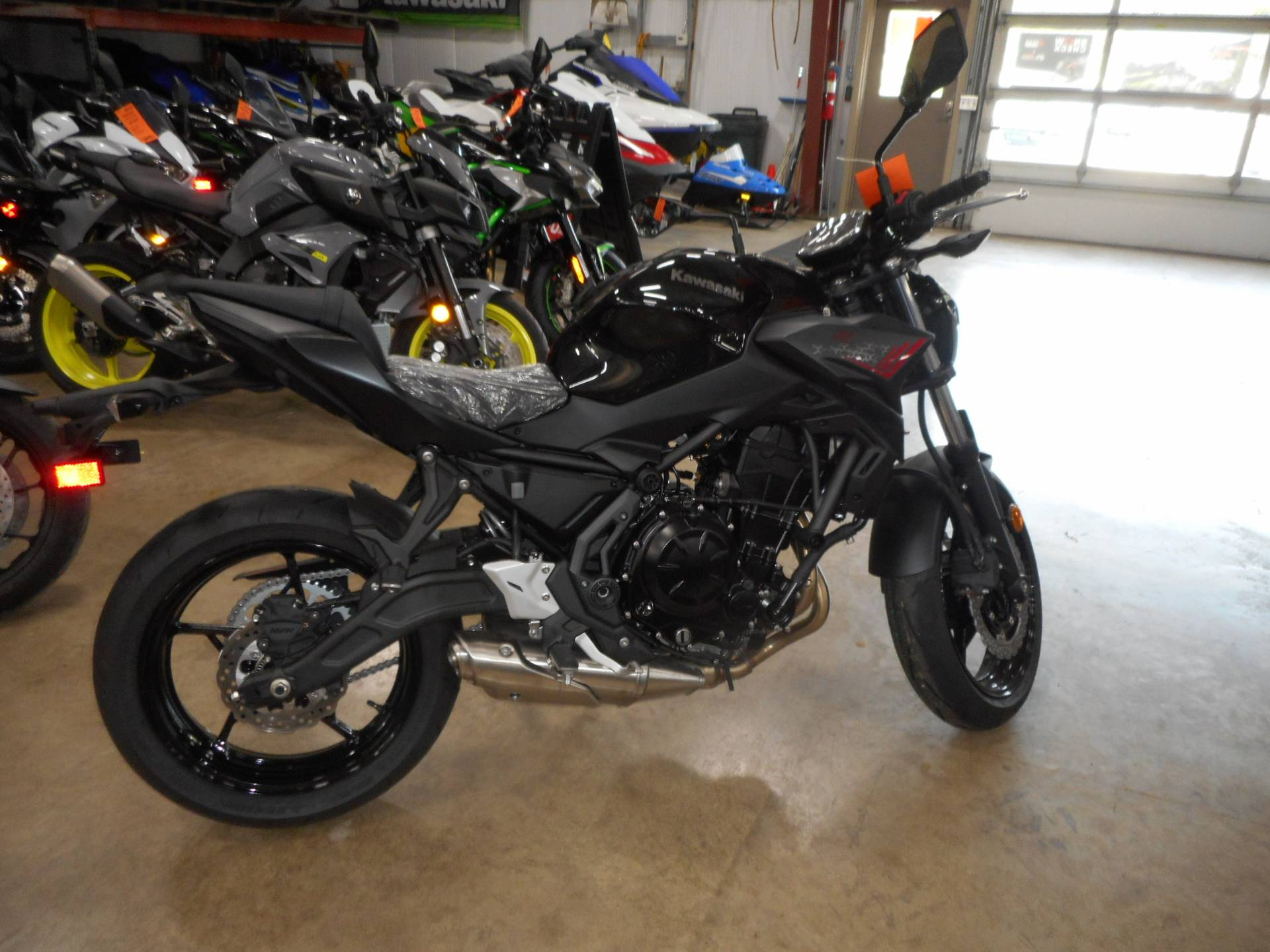 2020 Kawasaki Z650 in Belvidere, Illinois - Photo 4