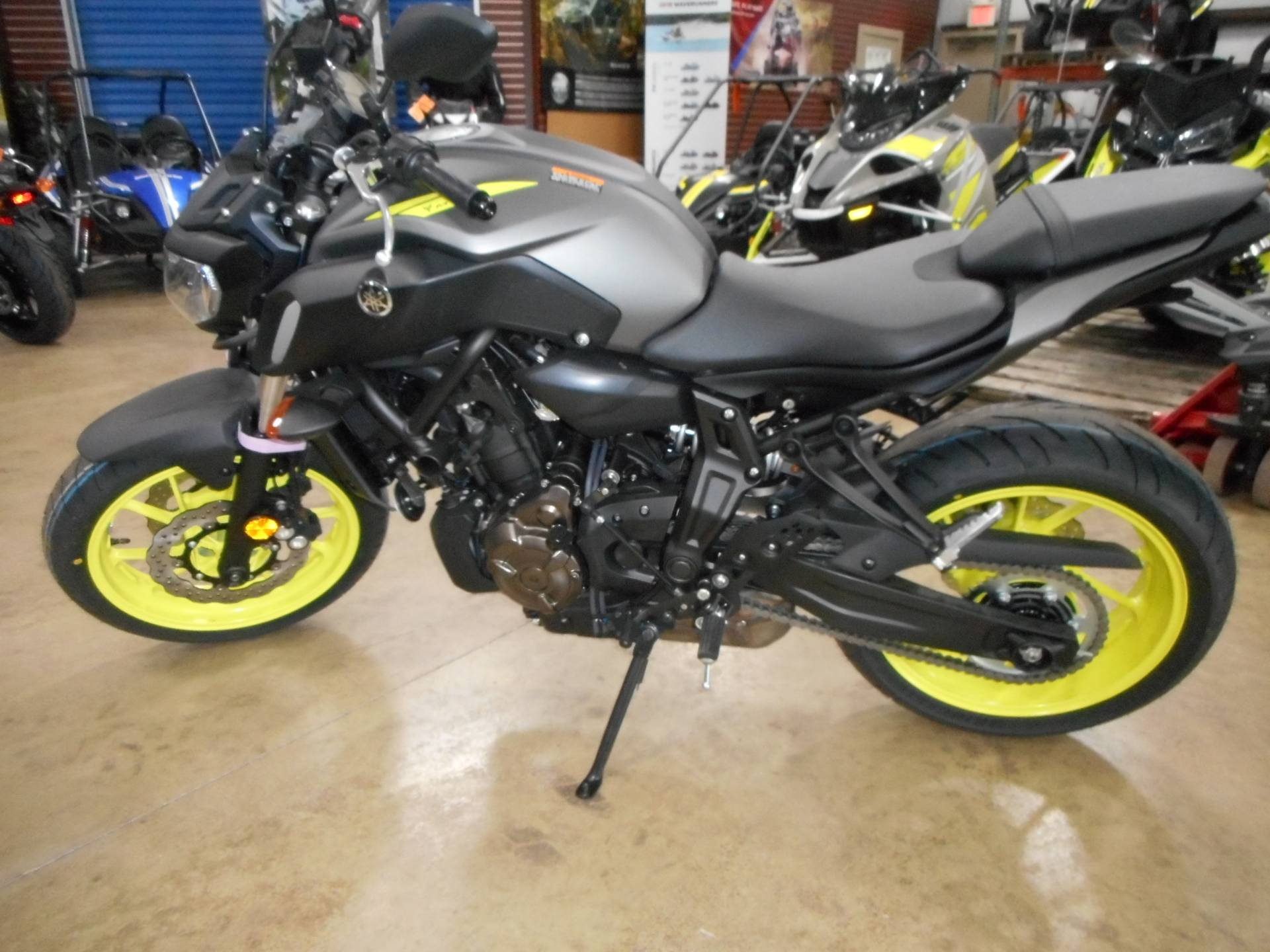 2018 Yamaha MT-07 in Belvidere, Illinois - Photo 3