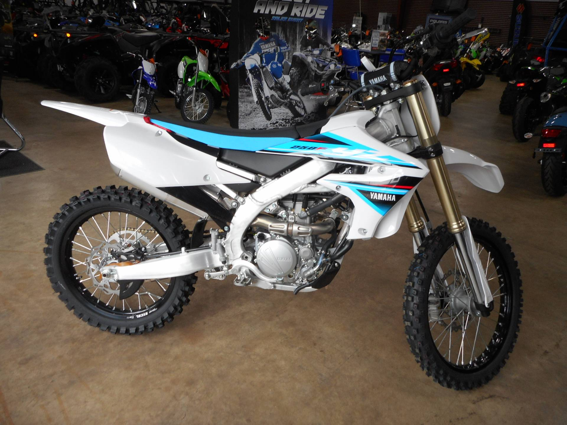 2019 Yamaha YZ250F in Belvidere, Illinois - Photo 1