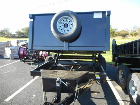2020 Quality Trailers 83X14 DUMP in Belvidere, Illinois - Photo 2