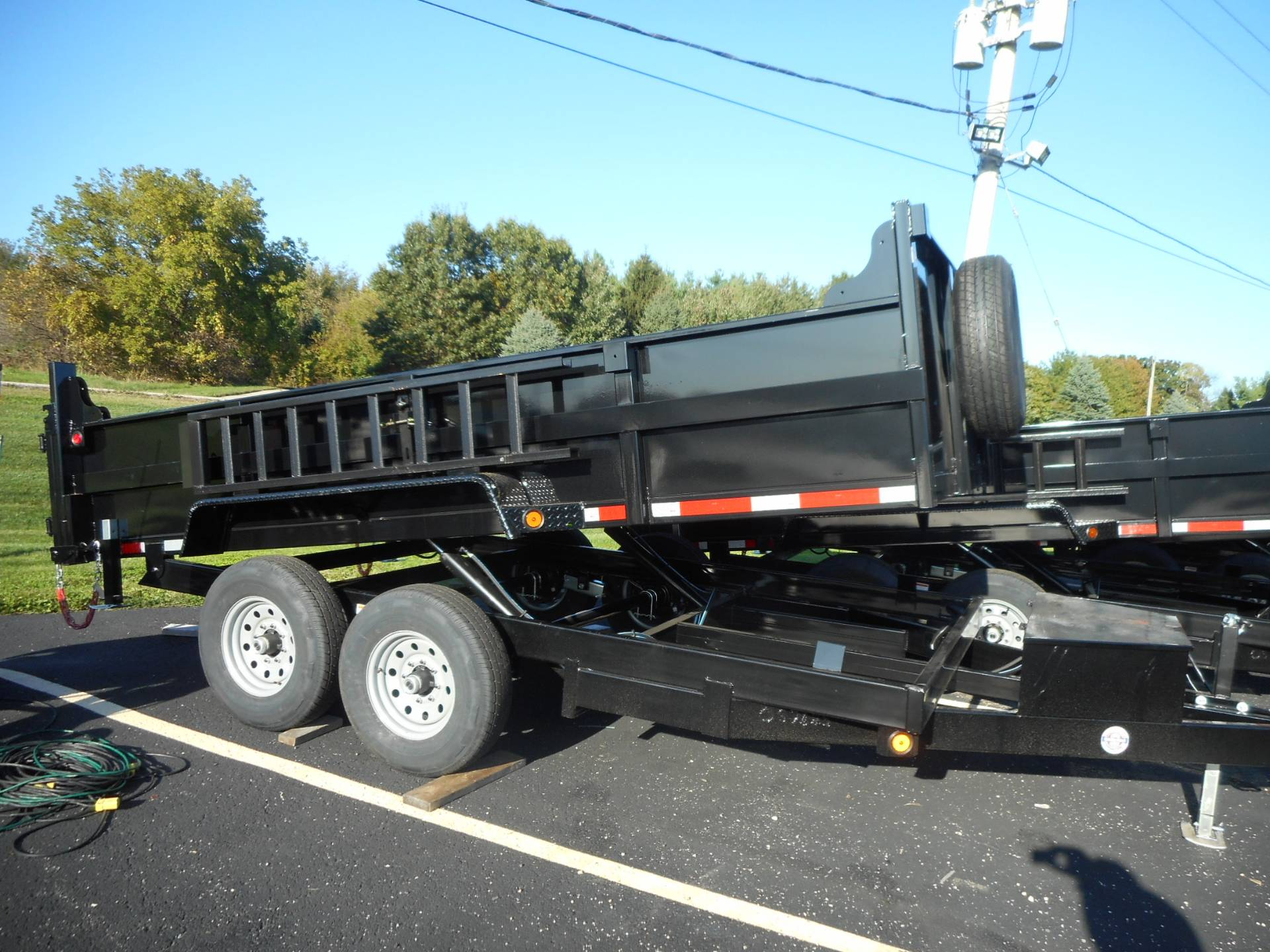 2020 Quality Trailers 83X14 DUMP in Belvidere, Illinois - Photo 1