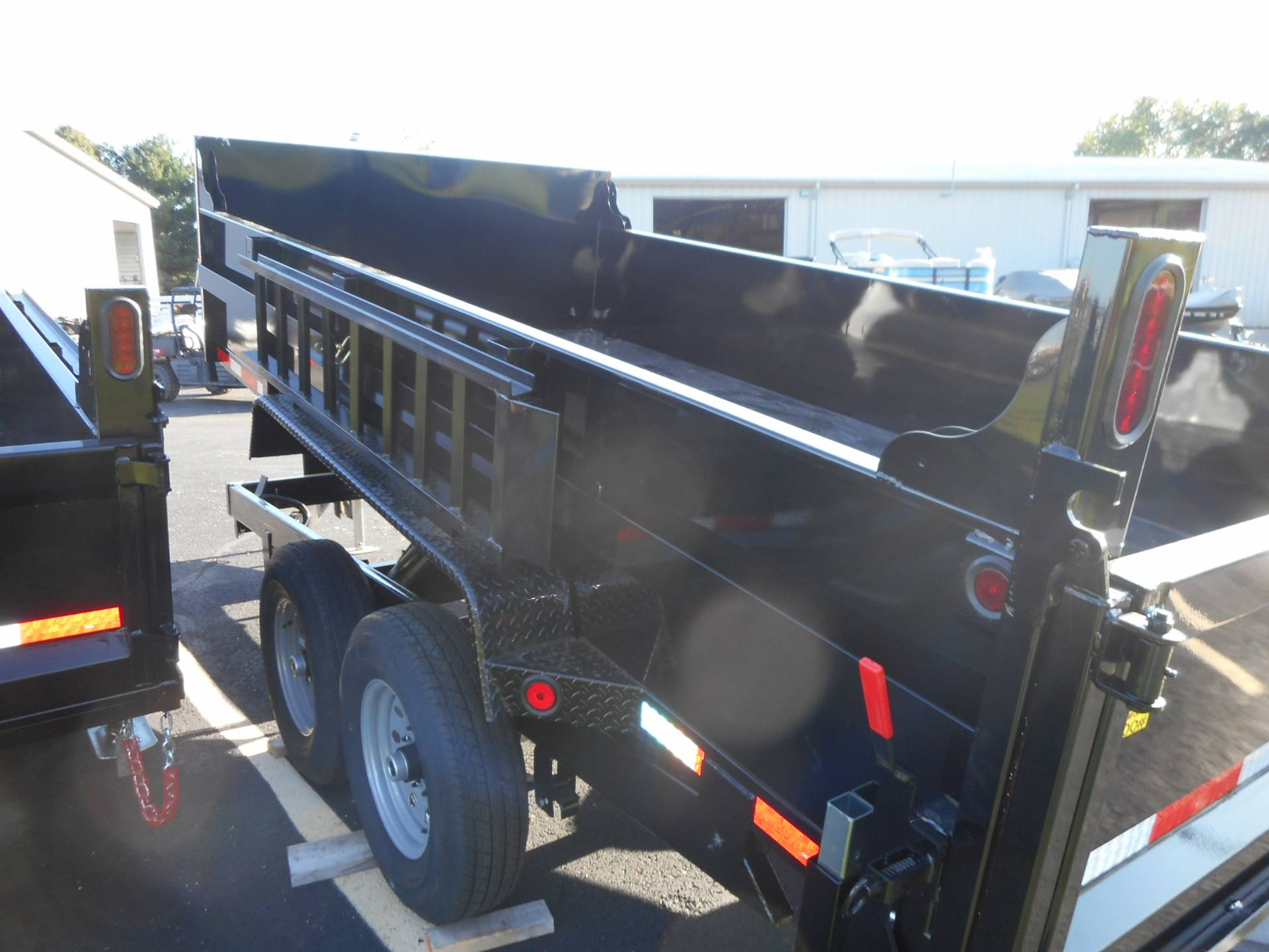 2020 Quality Trailers 83X14 DUMP in Belvidere, Illinois - Photo 4