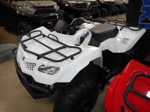 2020 Suzuki KingQuad 400ASi in Belvidere, Illinois - Photo 2