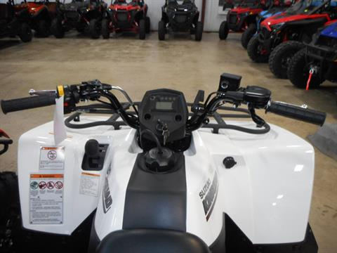 2020 Suzuki KingQuad 400ASi in Belvidere, Illinois - Photo 3
