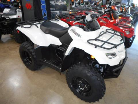 2020 Suzuki KingQuad 400ASi in Belvidere, Illinois - Photo 1