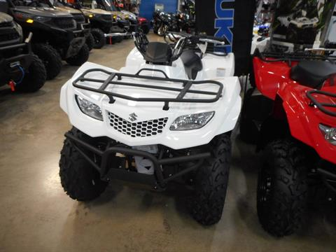 2020 Suzuki KingQuad 400ASi in Belvidere, Illinois - Photo 6