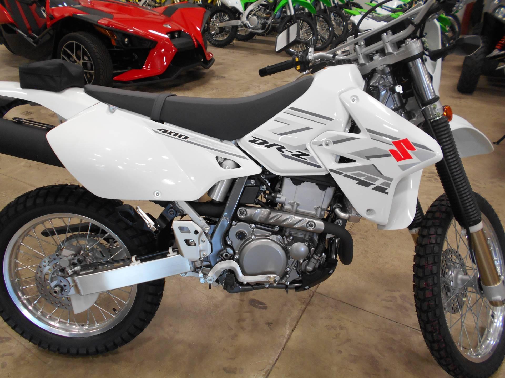 New 2018 Suzuki DR-Z400S Motorcycles in Belvidere, IL
