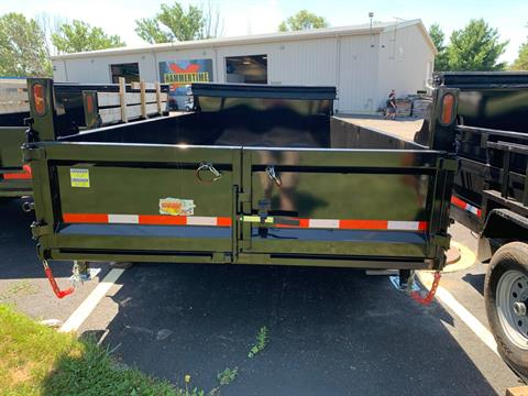 2021 Quality Trailers 83X12 DUMP in Belvidere, Illinois - Photo 4
