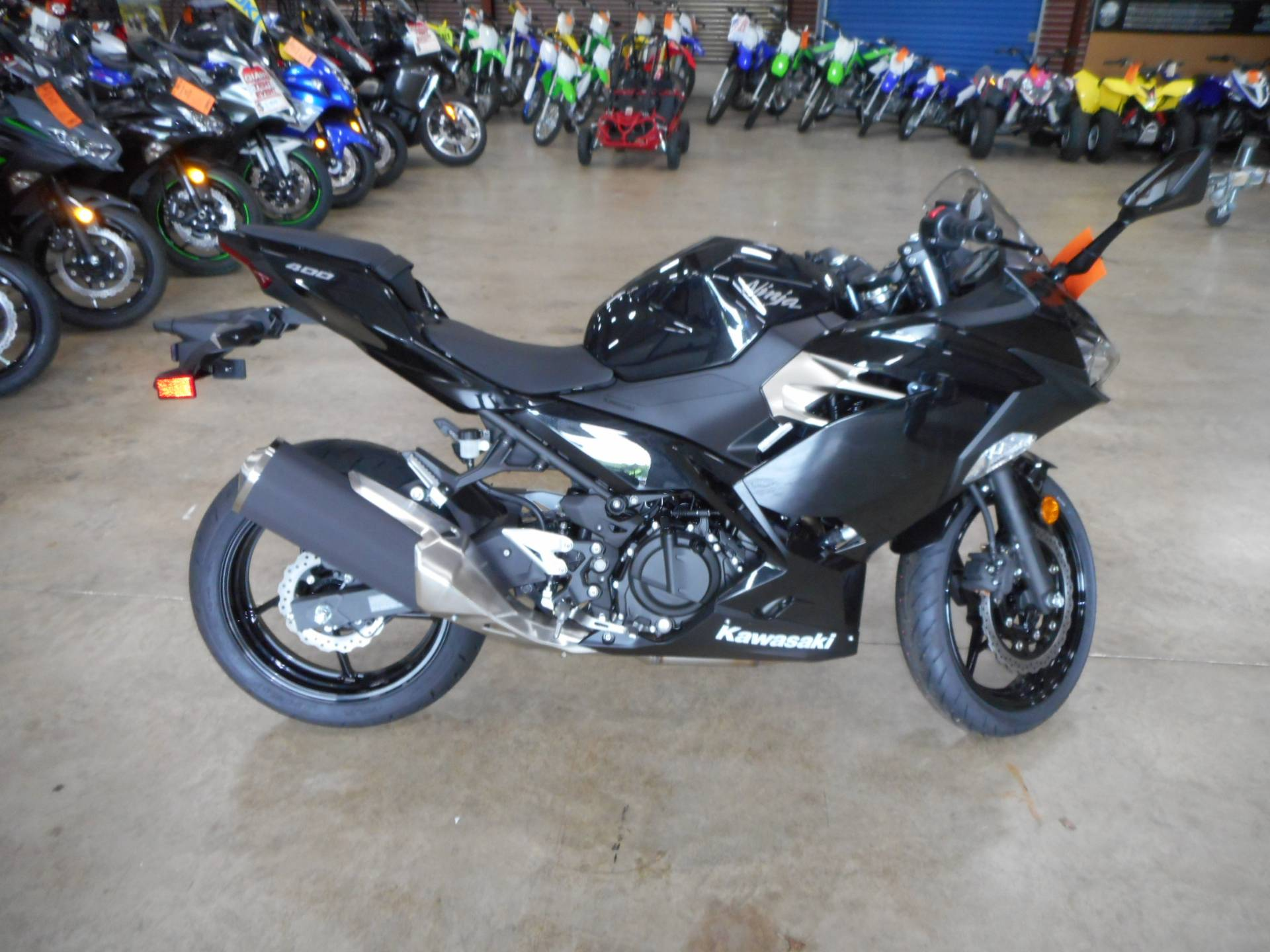 2019 Kawasaki Ninja 400 in Belvidere, Illinois - Photo 1