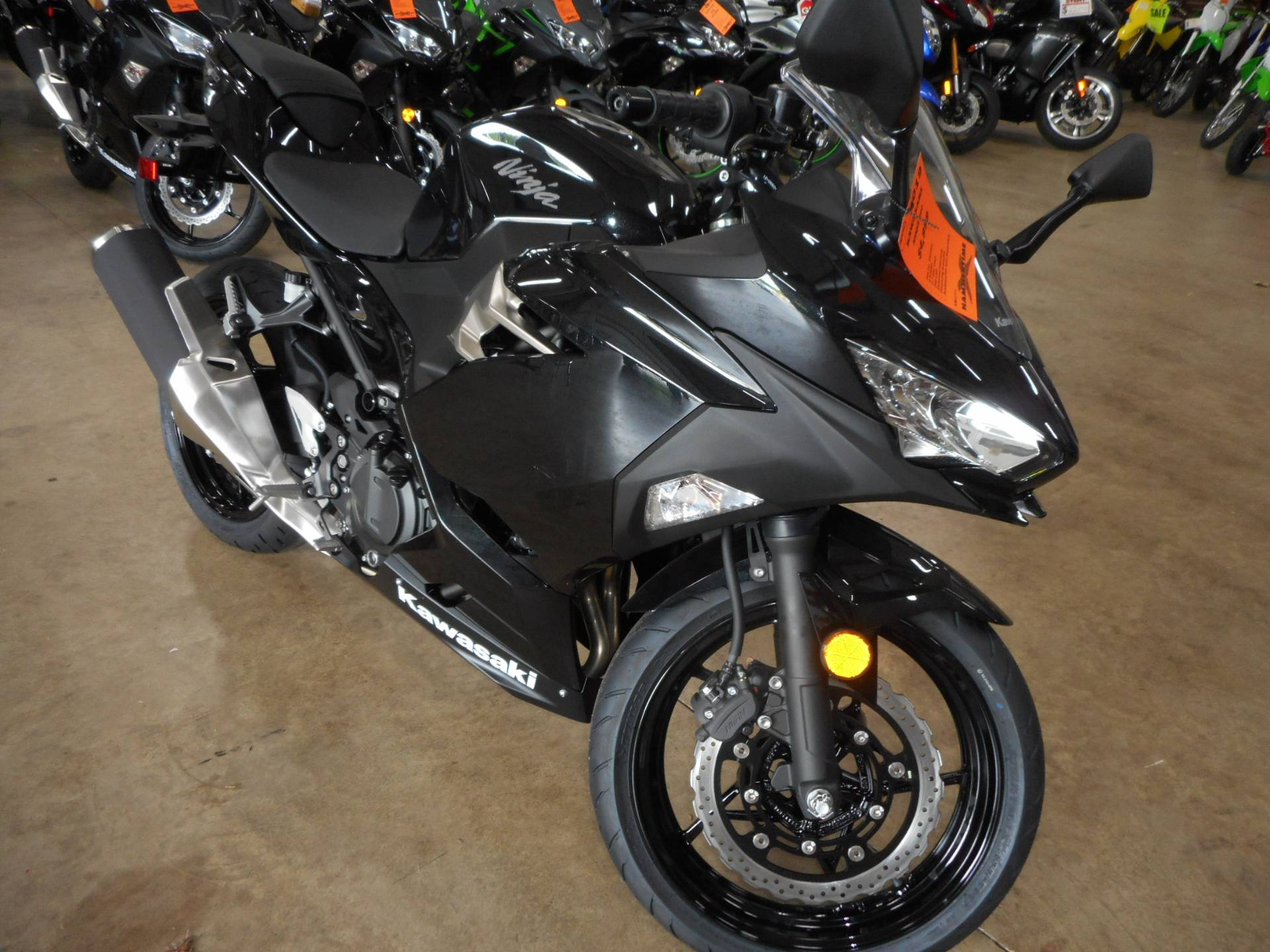 2019 Kawasaki Ninja 400 in Belvidere, Illinois - Photo 2