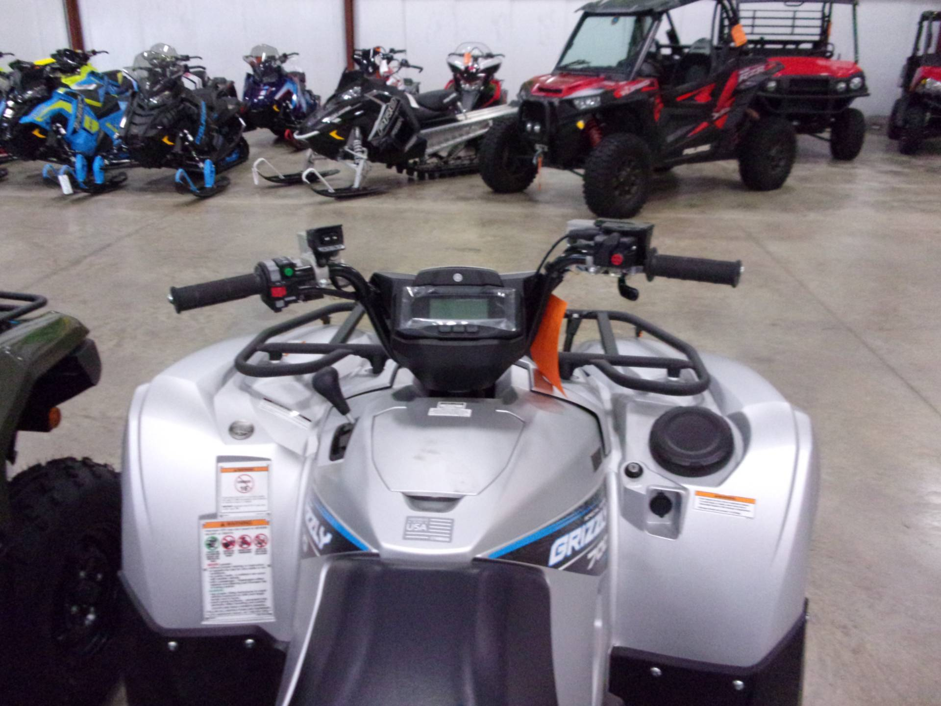 2020 Yamaha Grizzly EPS SE in Belvidere, Illinois - Photo 5
