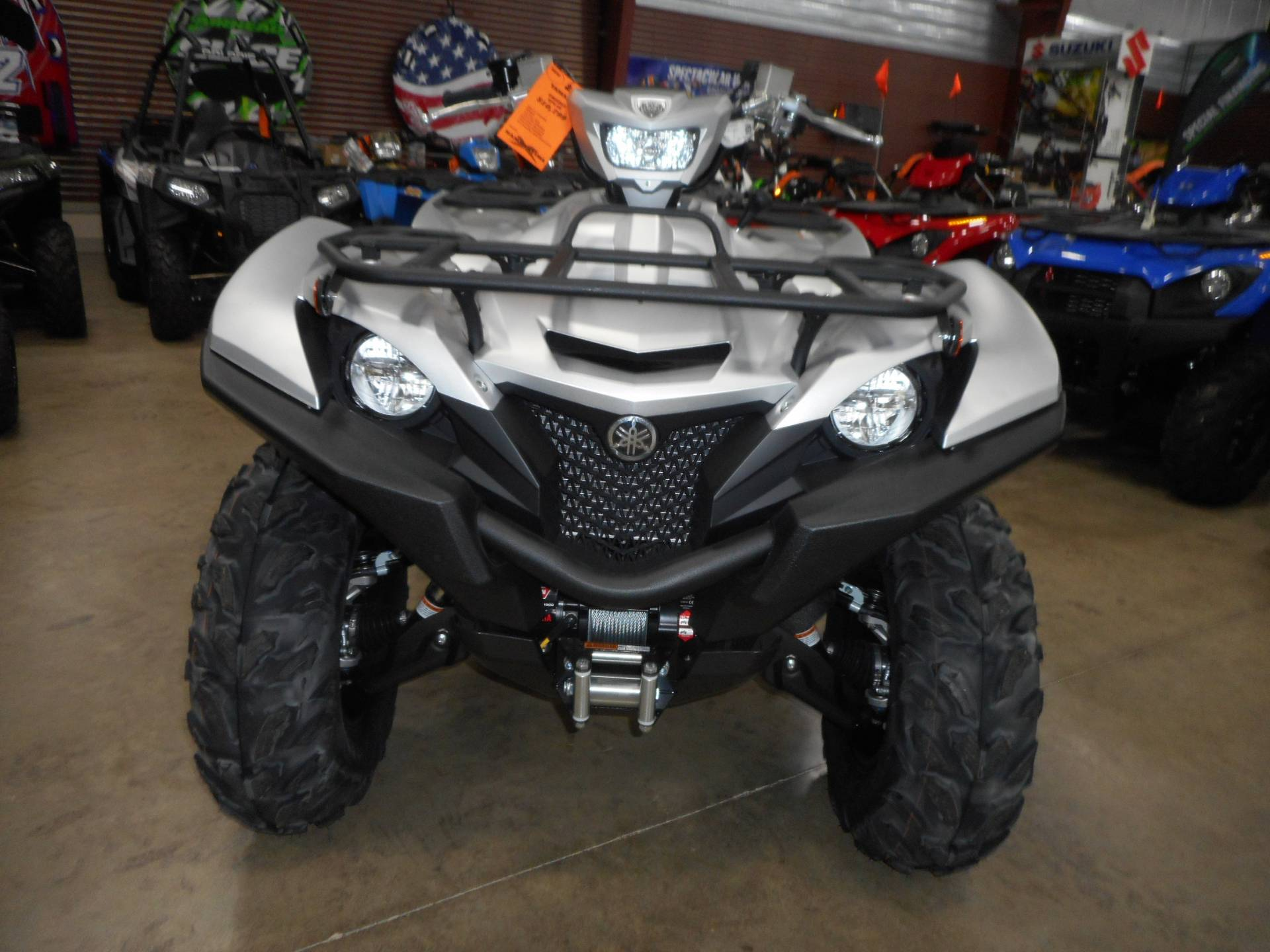 2020 Yamaha Grizzly EPS SE in Belvidere, Illinois - Photo 7