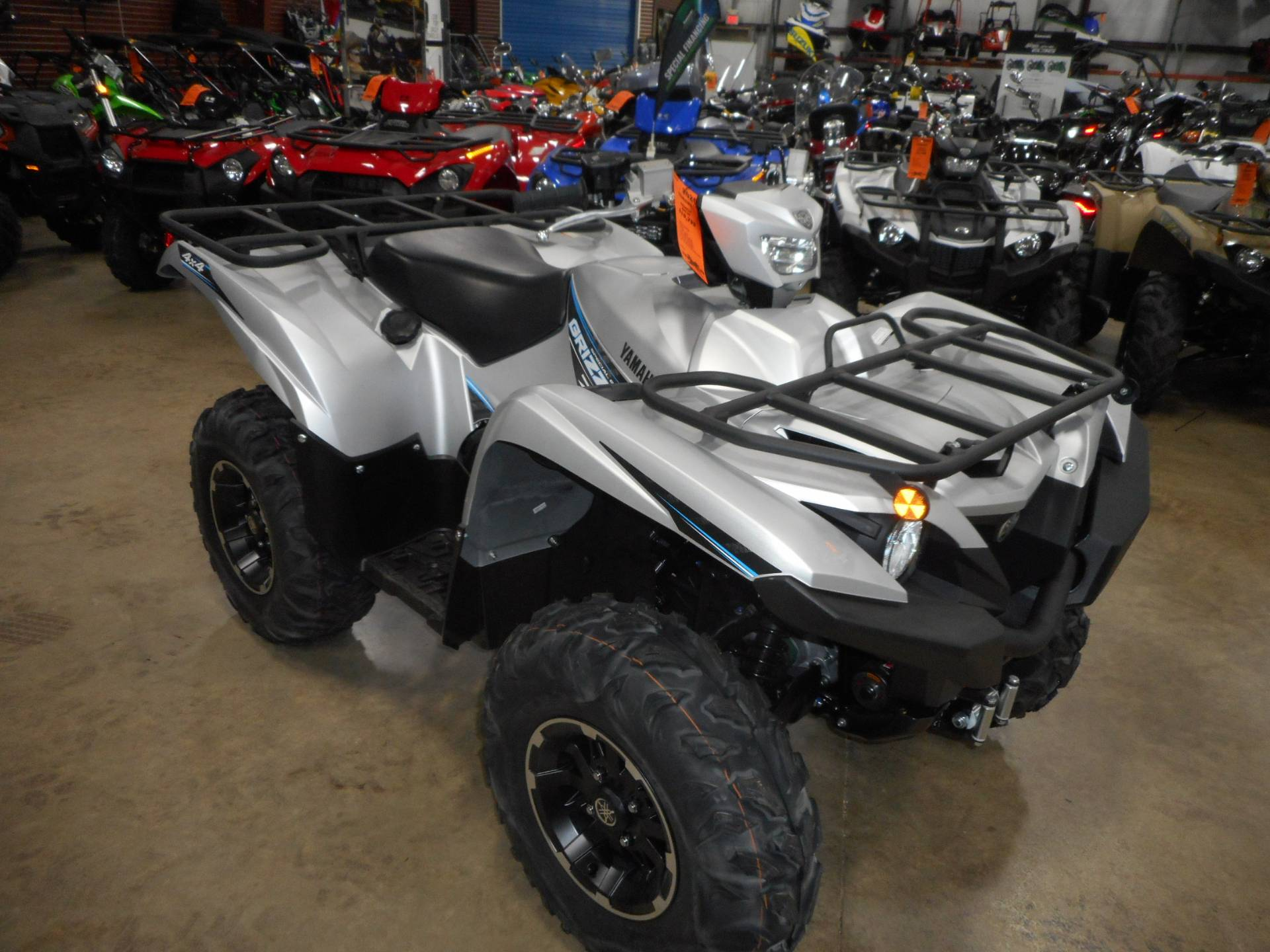 2020 Yamaha Grizzly EPS SE in Belvidere, Illinois - Photo 8