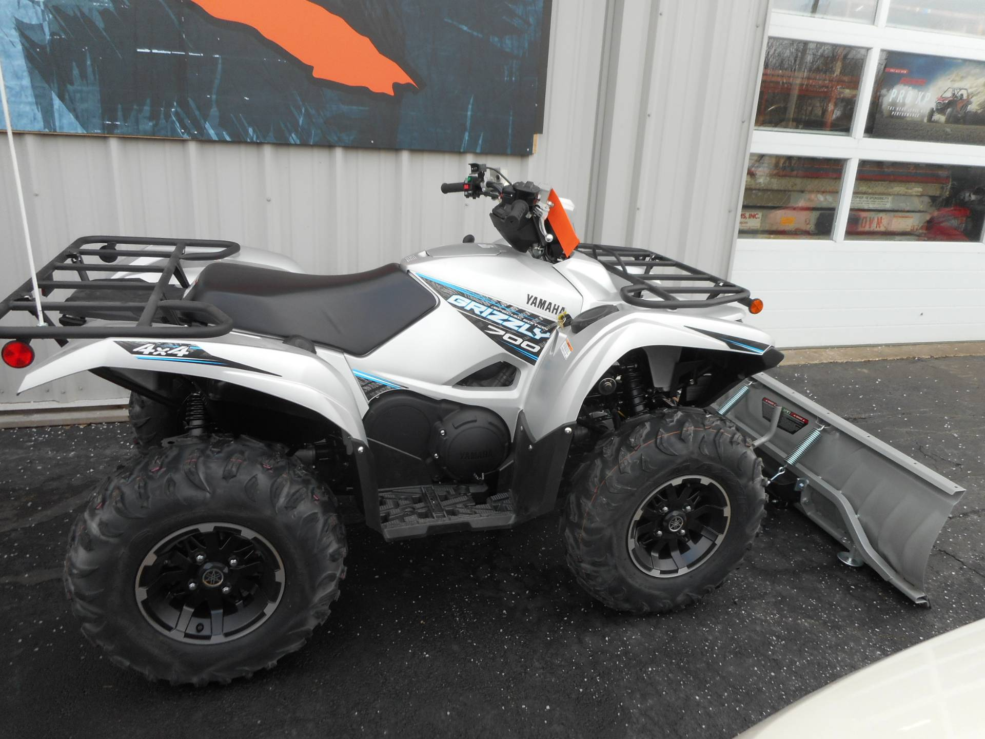 2020 Yamaha Grizzly EPS SE in Belvidere, Illinois - Photo 2