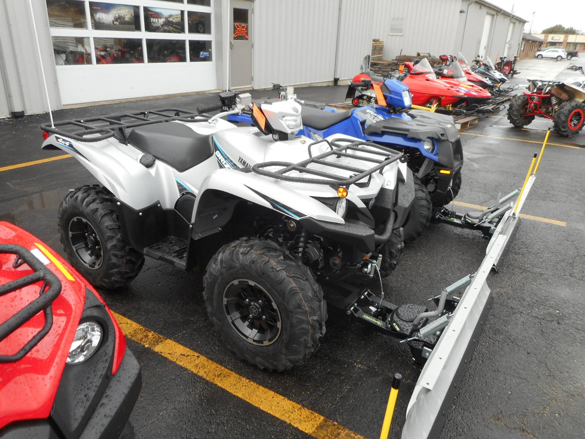 2020 Yamaha Grizzly EPS SE in Belvidere, Illinois - Photo 13