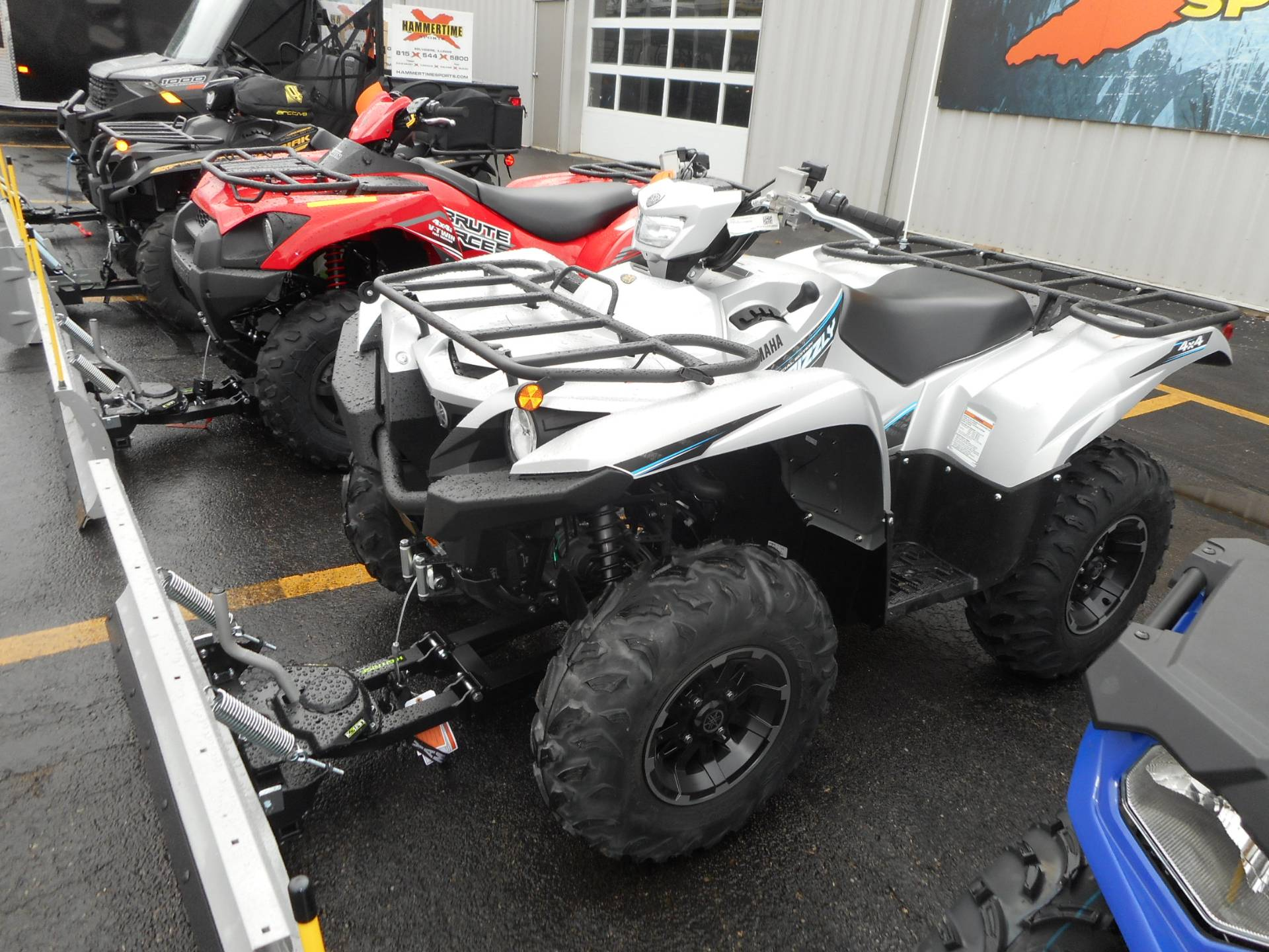 2020 Yamaha Grizzly EPS SE in Belvidere, Illinois - Photo 16