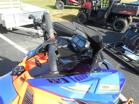 2020 Yamaha Sidewinder X-TX SE 146 in Belvidere, Illinois - Photo 5