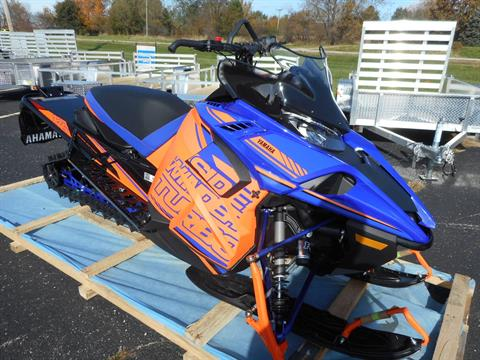 2020 Yamaha Sidewinder X-TX SE 146 in Belvidere, Illinois - Photo 1