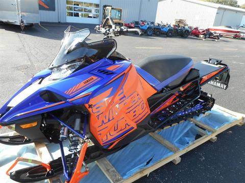 2020 Yamaha Sidewinder X-TX SE 146 in Belvidere, Illinois - Photo 3