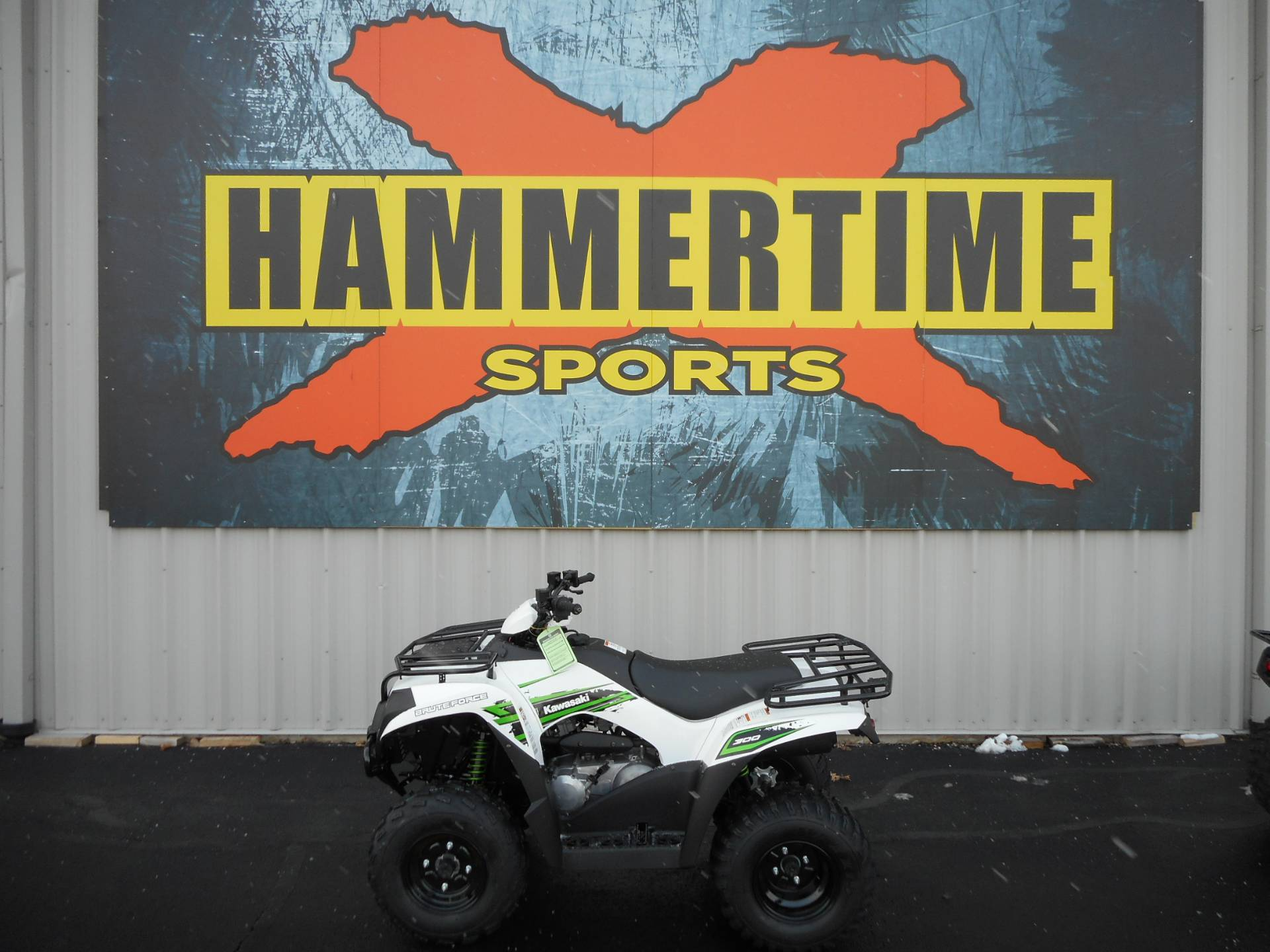 2018 Kawasaki Brute Force 300 in Belvidere, Illinois - Photo 1