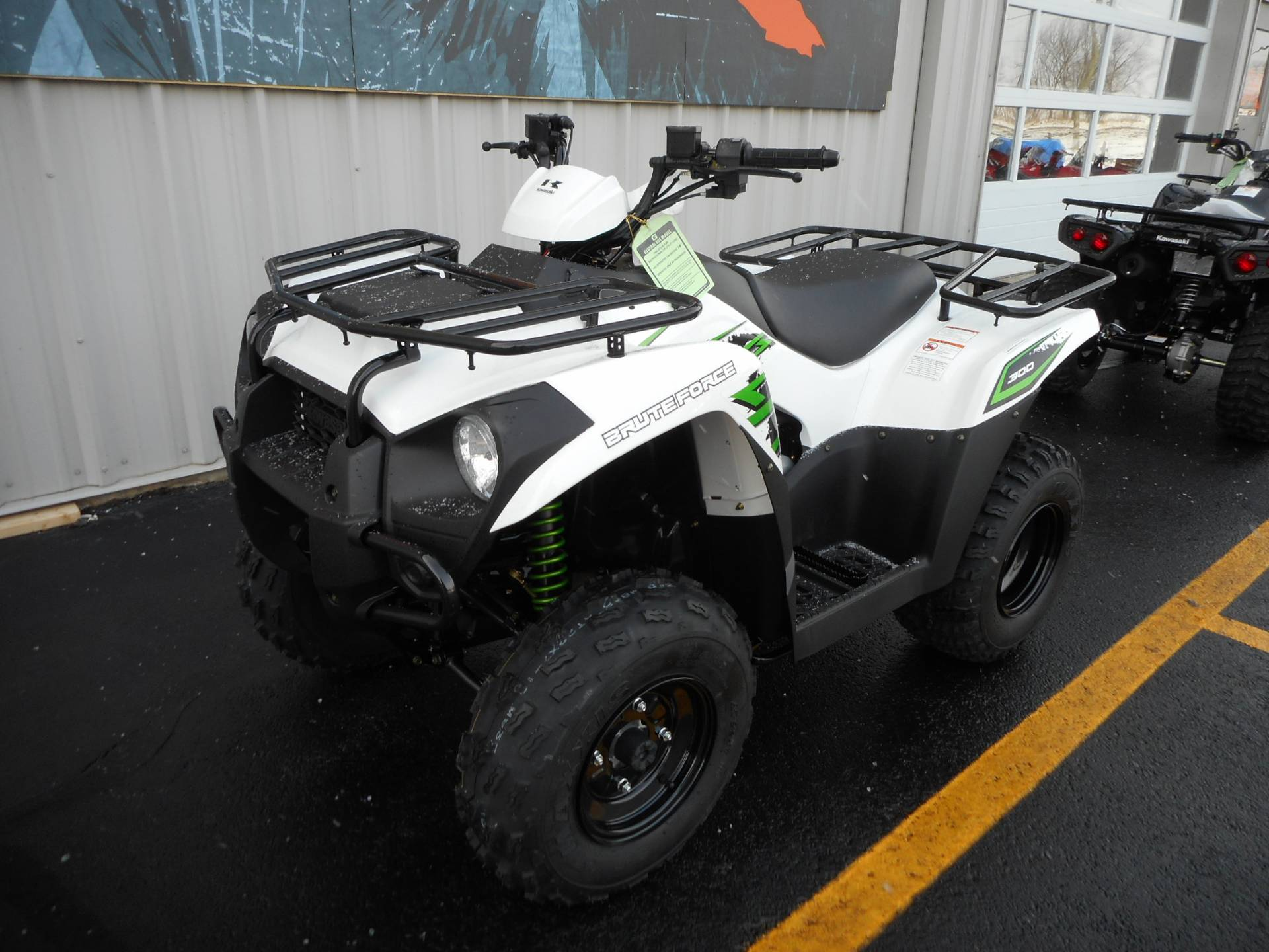 2018 Kawasaki Brute Force 300 in Belvidere, Illinois - Photo 10