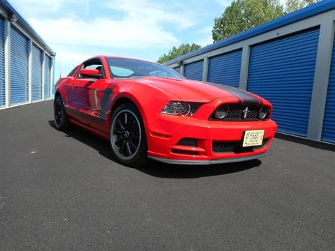 Used 2013 Ford Mustang Boss 302 Automobile In Belvidere Il