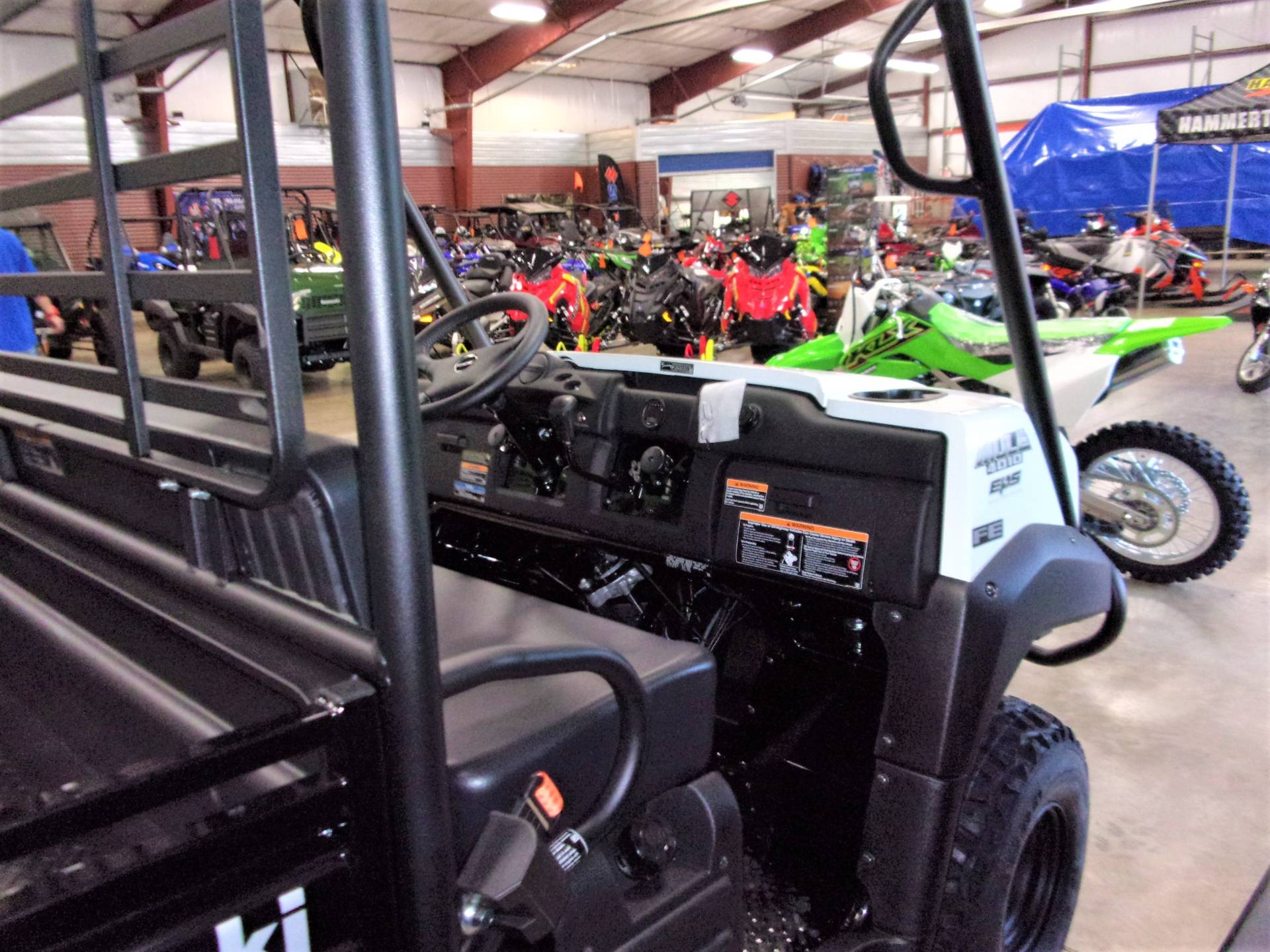 2021 Kawasaki Mule 4010 4x4 FE in Belvidere, Illinois - Photo 6