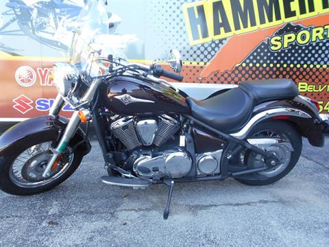 2012 Kawasaki Vulcan® 900 Classic in Belvidere, Illinois