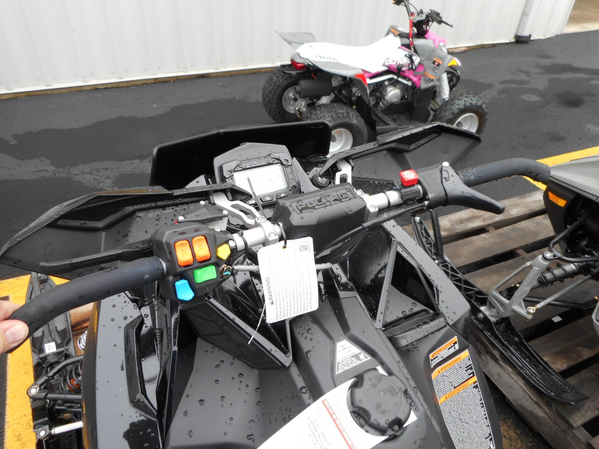 2019 Polaris 600 INDY XC 129 Snowcheck Select in Belvidere, Illinois