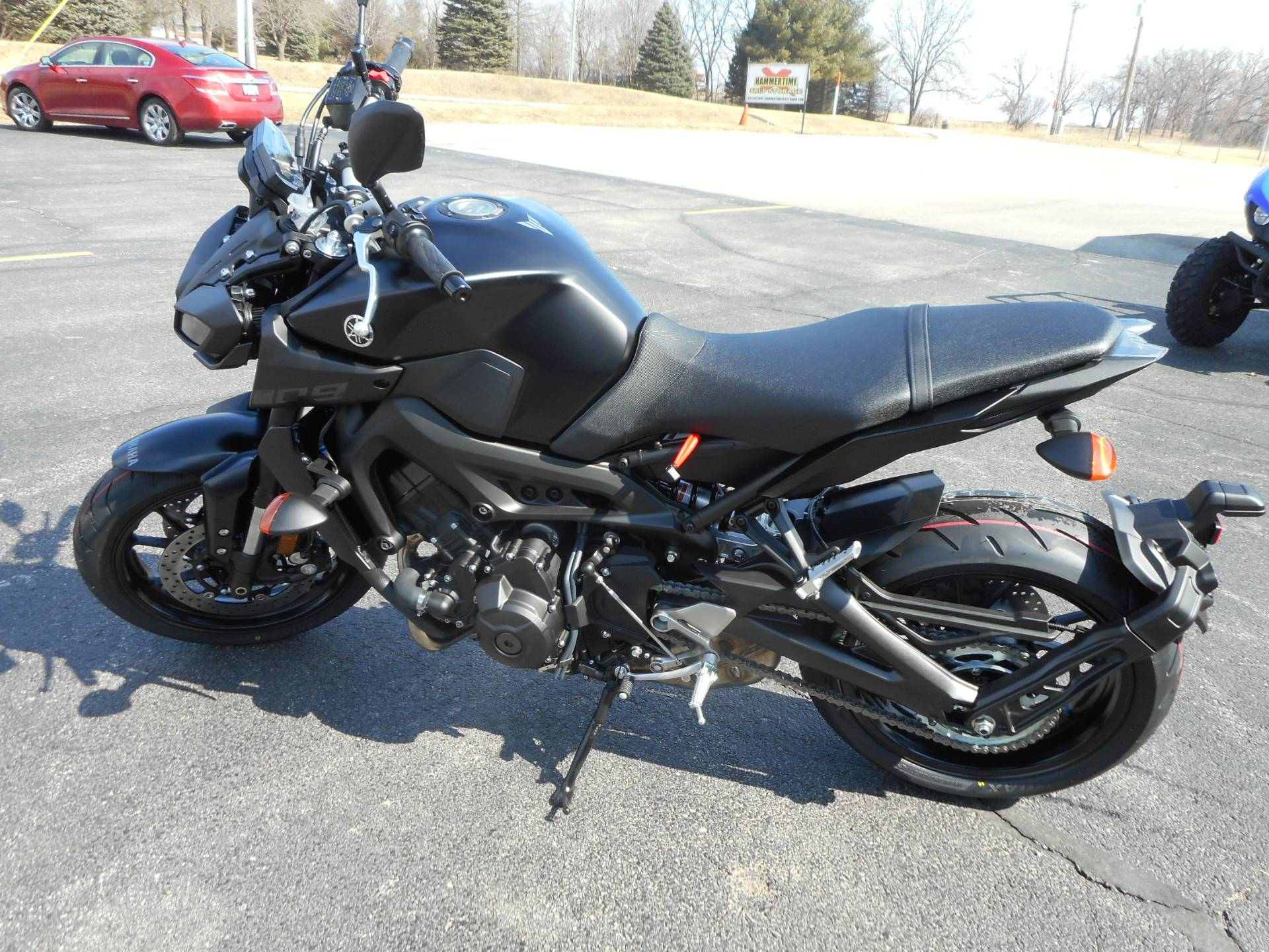 2020 Yamaha MT-09 in Belvidere, Illinois - Photo 7