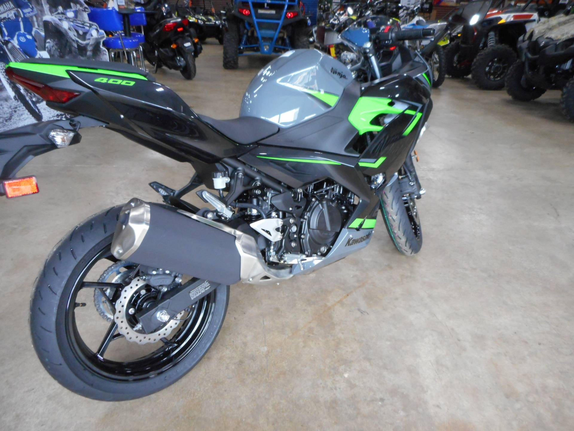 2019 Kawasaki Ninja 400 ABS in Belvidere, Illinois - Photo 4