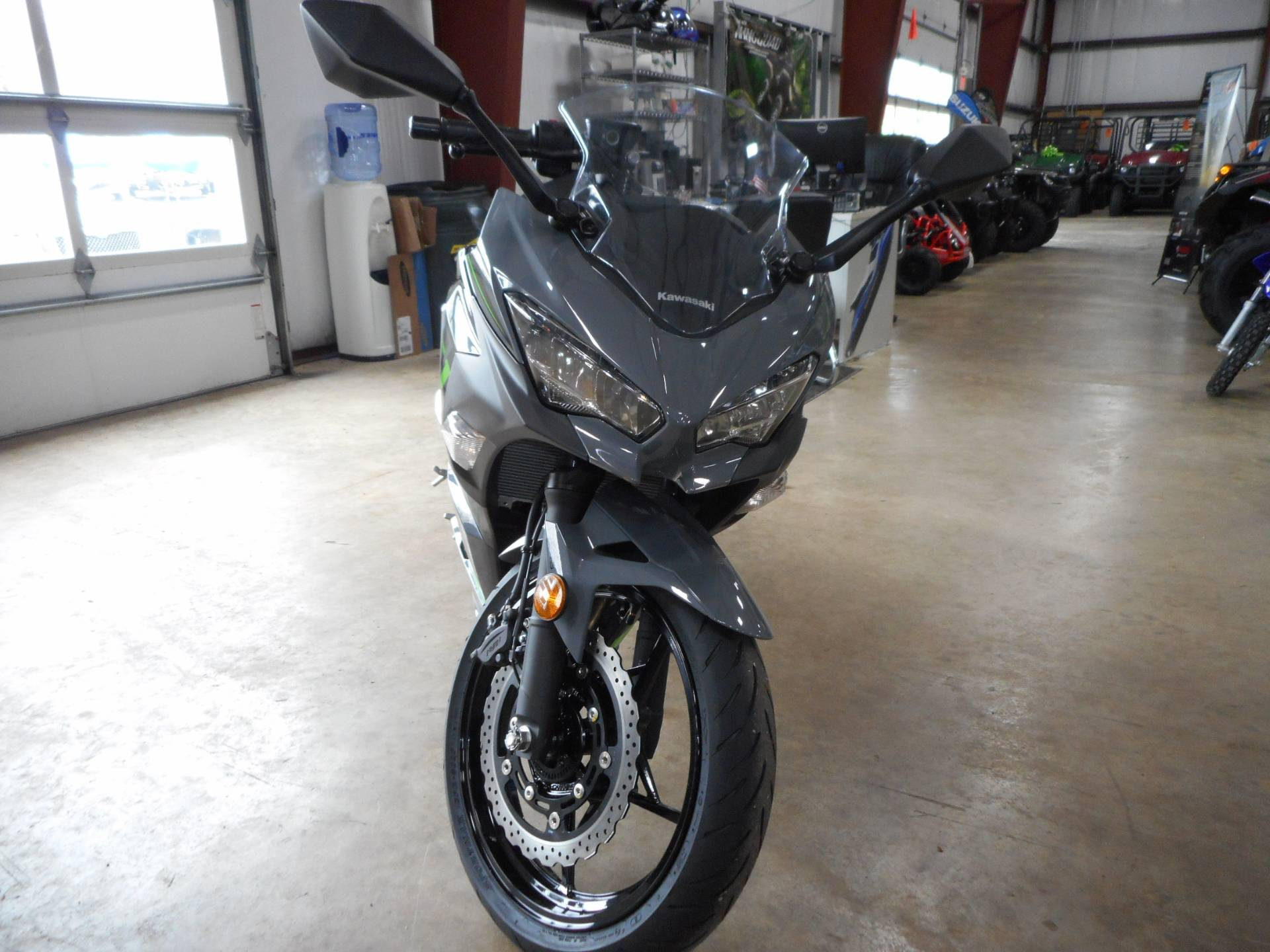 2019 Kawasaki Ninja 400 ABS in Belvidere, Illinois - Photo 7