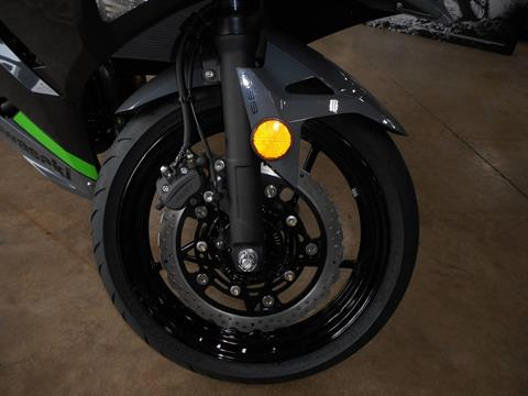 2019 Kawasaki Ninja 400 ABS in Belvidere, Illinois - Photo 8