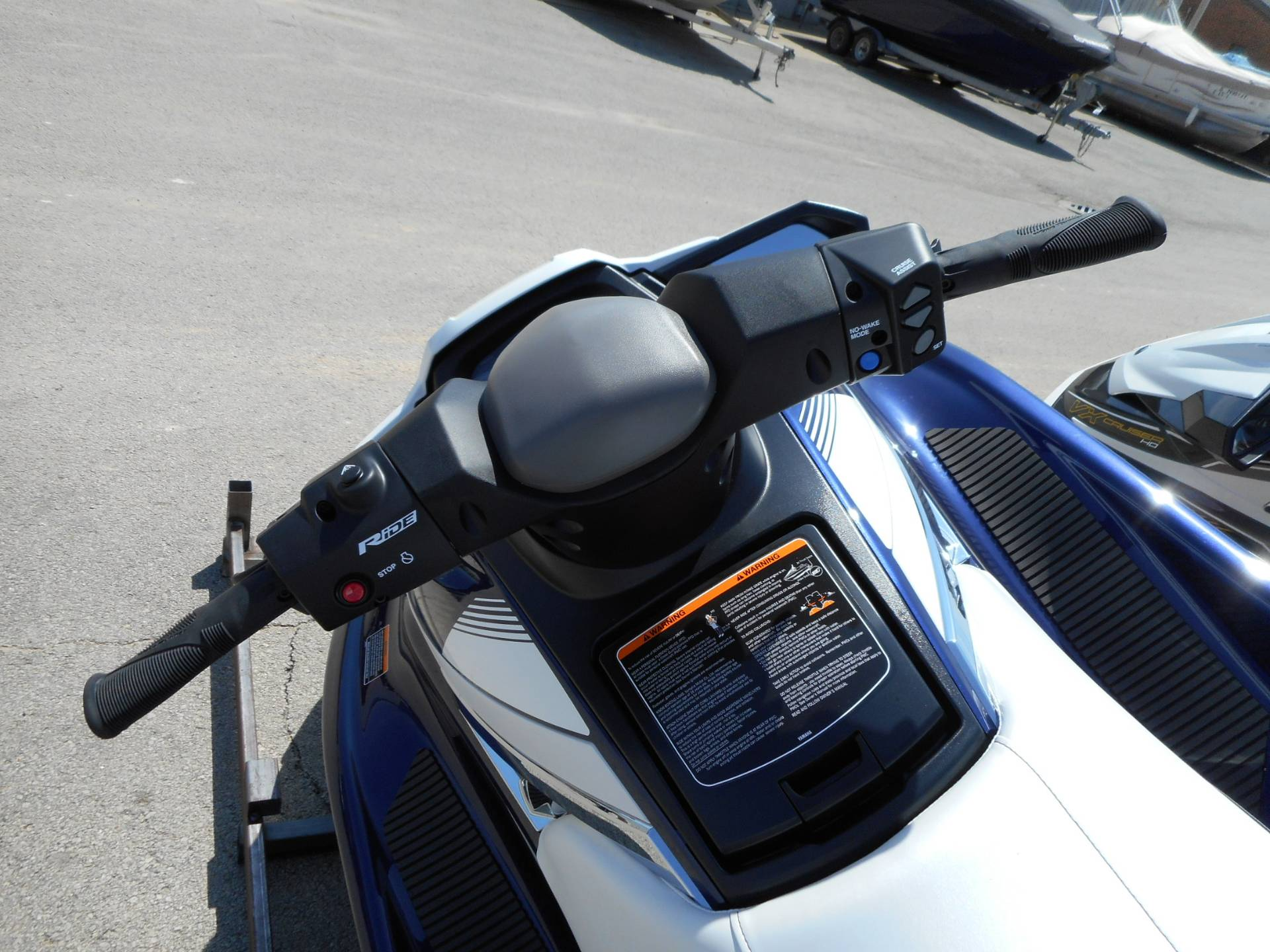 2018 Yamaha VX Cruiser in Belvidere, Illinois - Photo 4