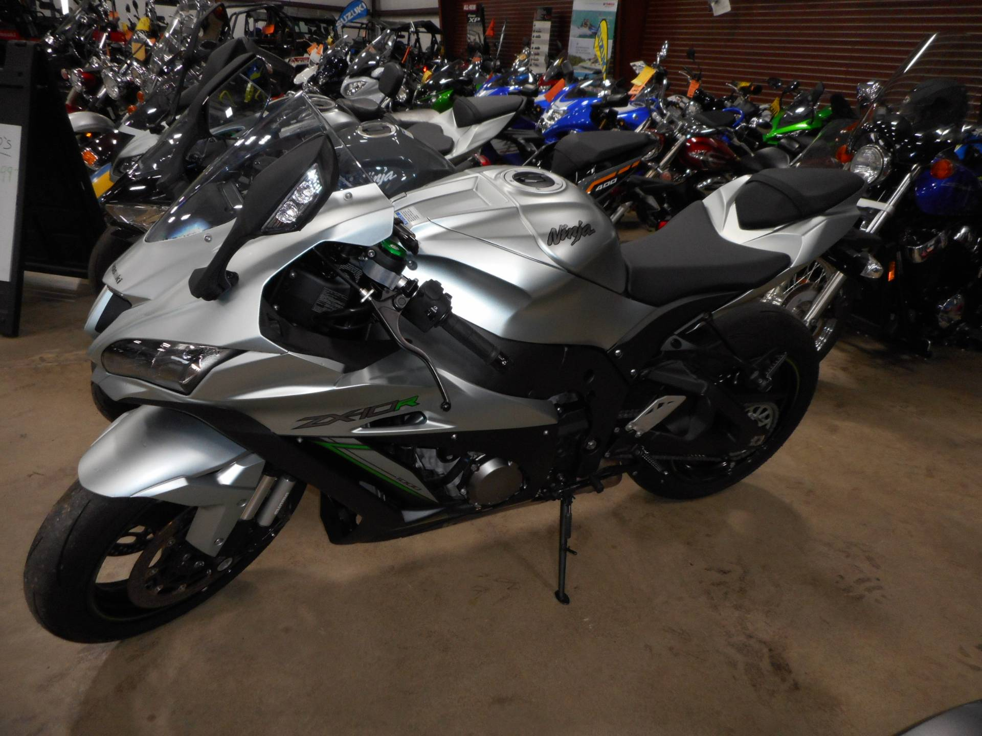 2018 Kawasaki Ninja ZX-10R in Belvidere, Illinois - Photo 1