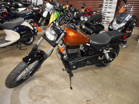 2017 Suzuki Boulevard S40 in Belvidere, Illinois - Photo 11