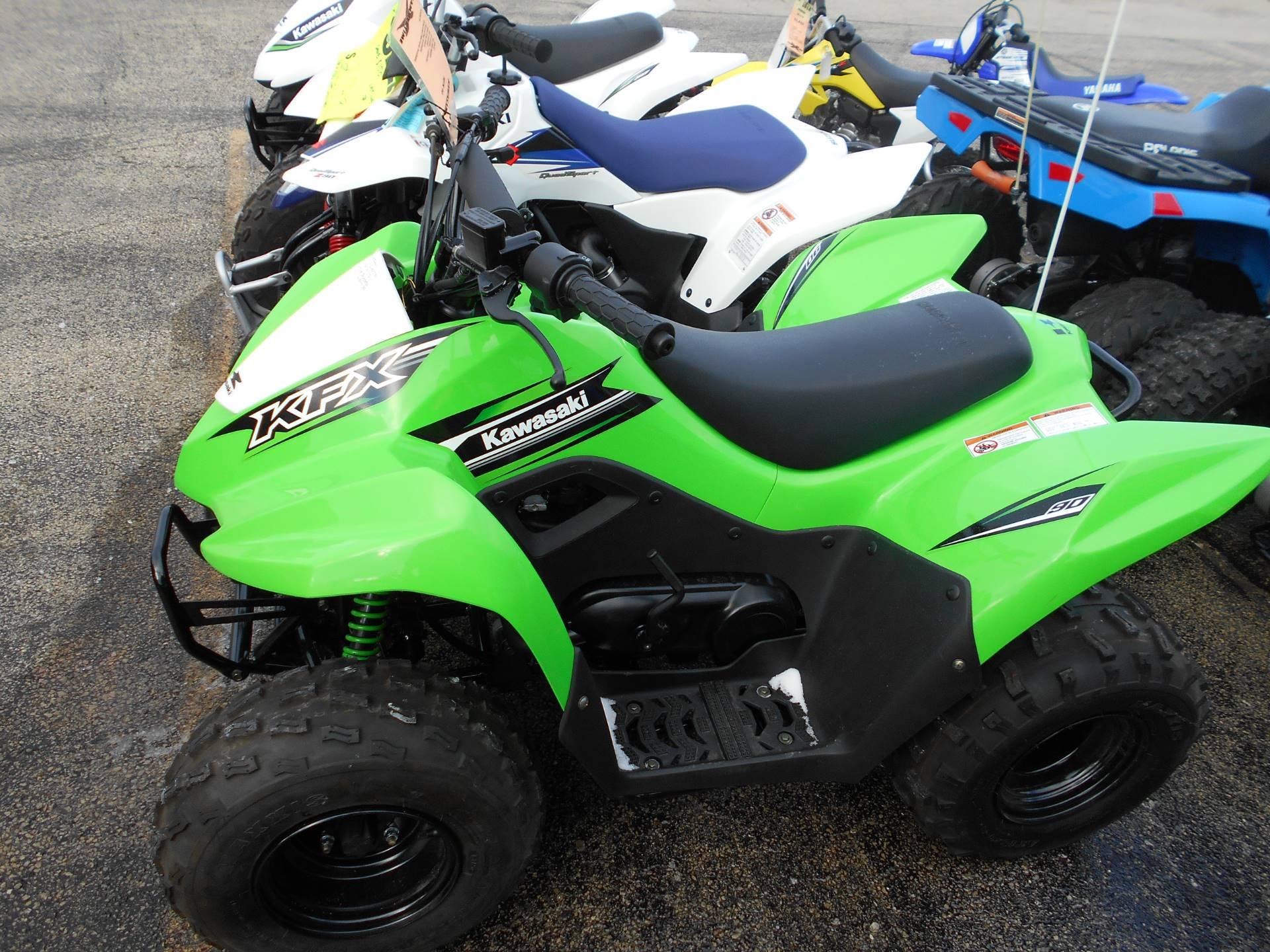 2016 Kawasaki KFX90 2