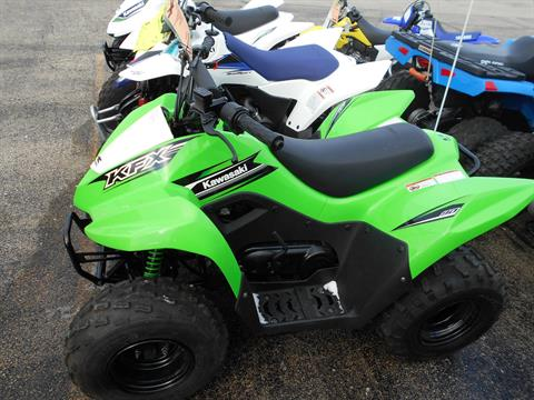 2016 Kawasaki KFX90 in Belvidere, Illinois - Photo 2