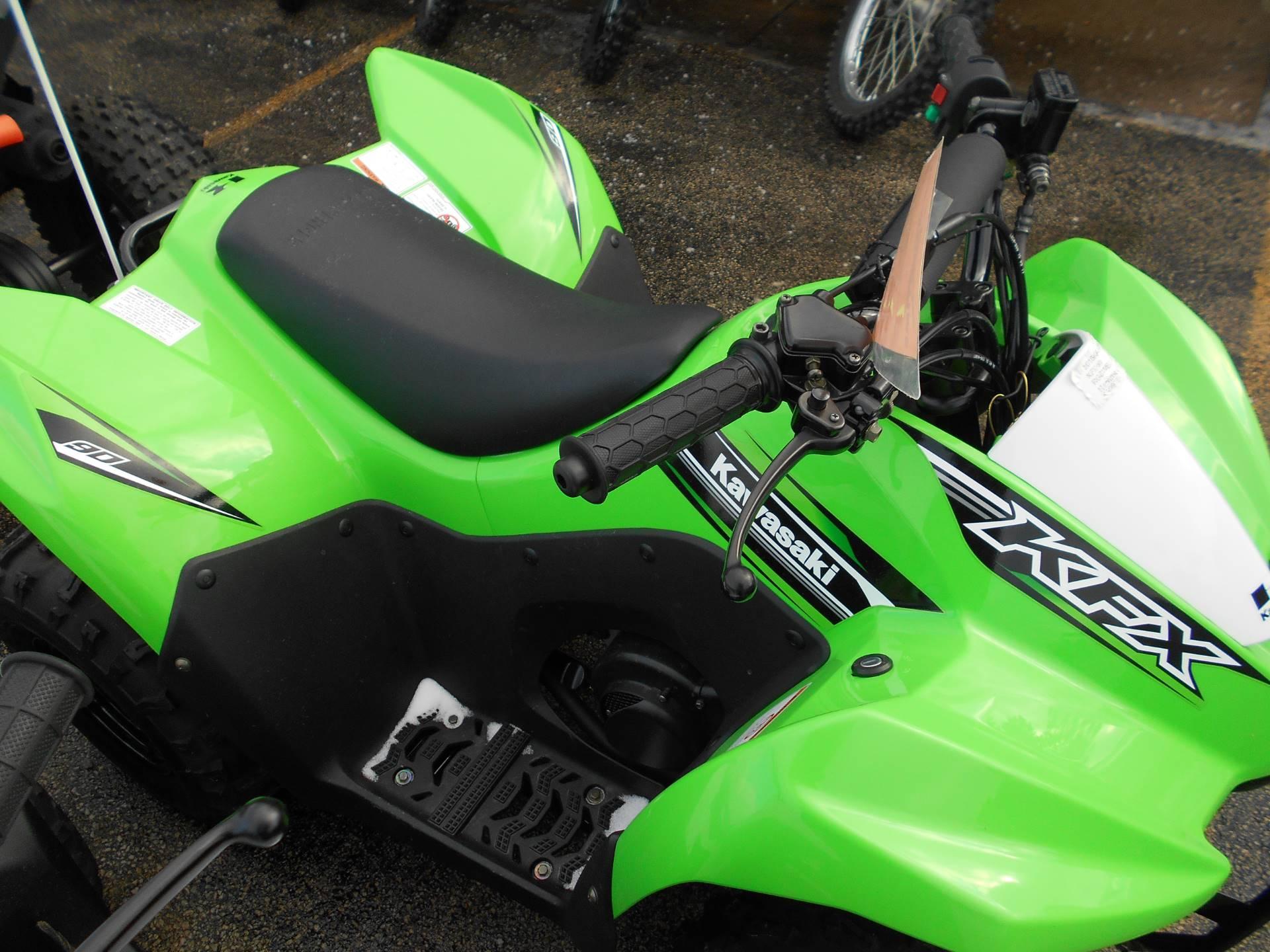 2016 Kawasaki KFX90 5