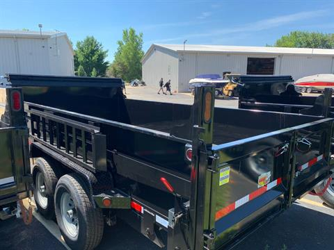 2021 Quality Trailers 83X14 DUMP in Belvidere, Illinois - Photo 4