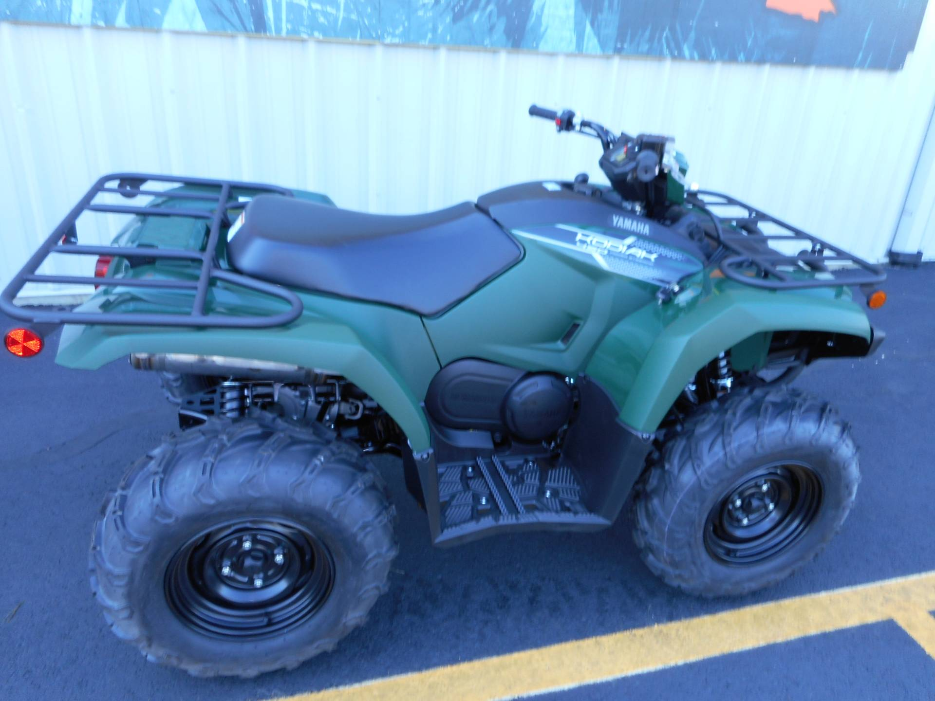 2019 Yamaha Kodiak 450 EPS in Belvidere, Illinois - Photo 2