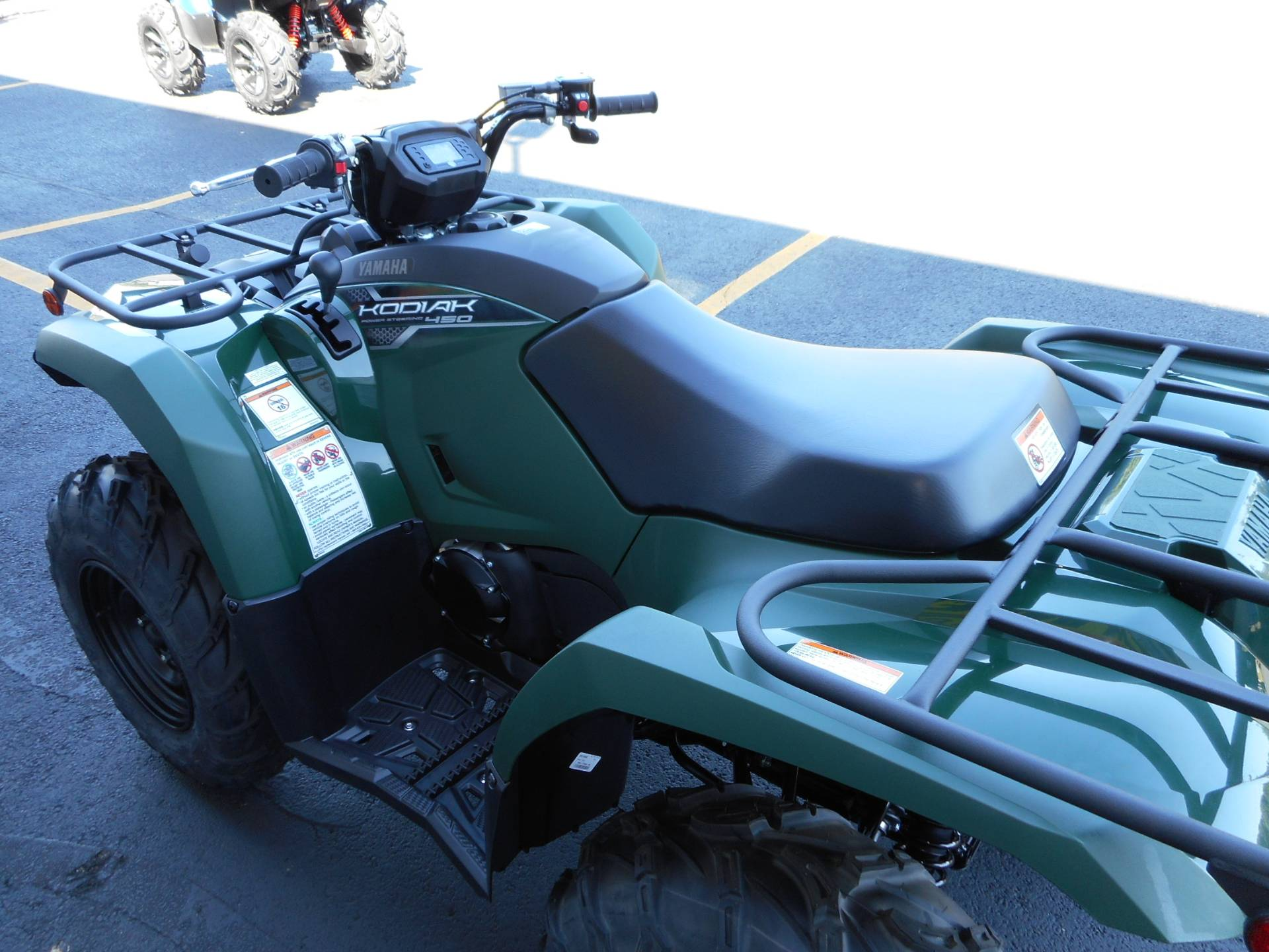 2019 Yamaha Kodiak 450 EPS in Belvidere, Illinois - Photo 4