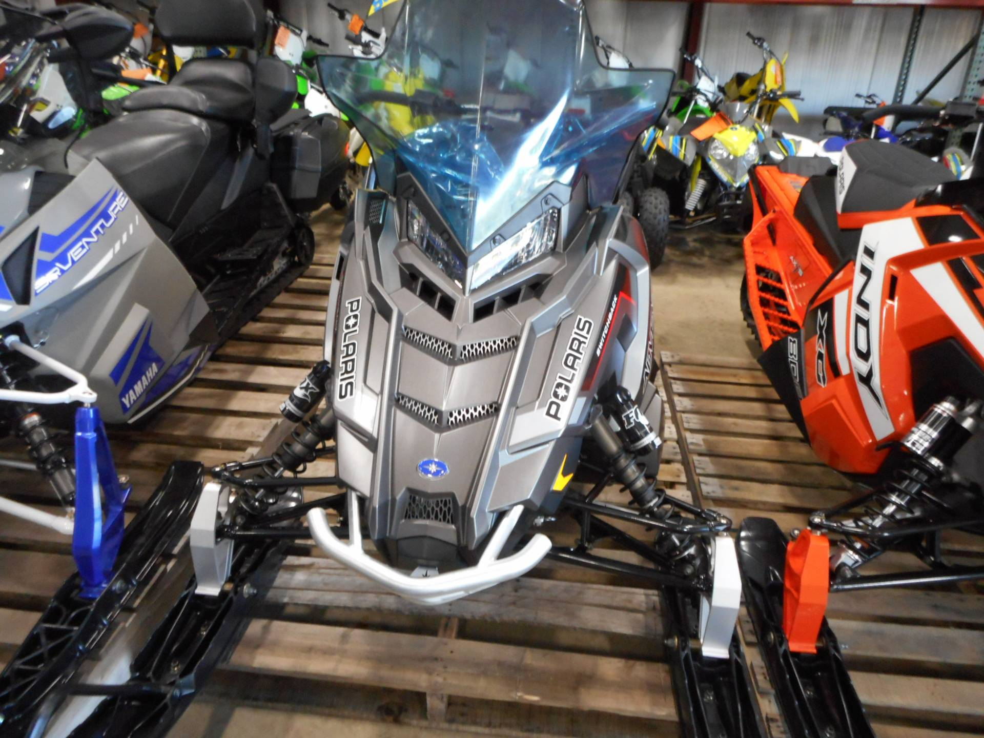 2019 Polaris 800 Switchback Adventure in Belvidere, Illinois - Photo 2