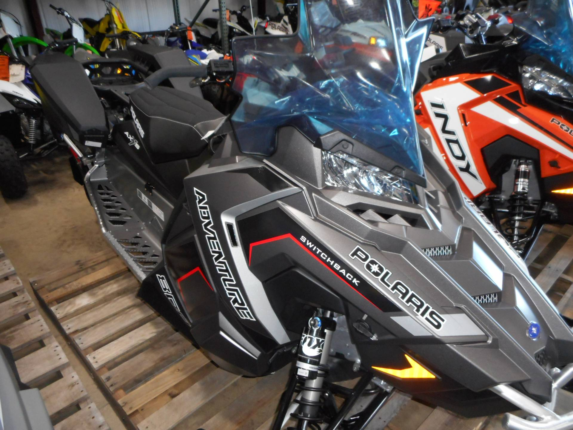 2019 Polaris 800 Switchback Adventure in Belvidere, Illinois - Photo 4