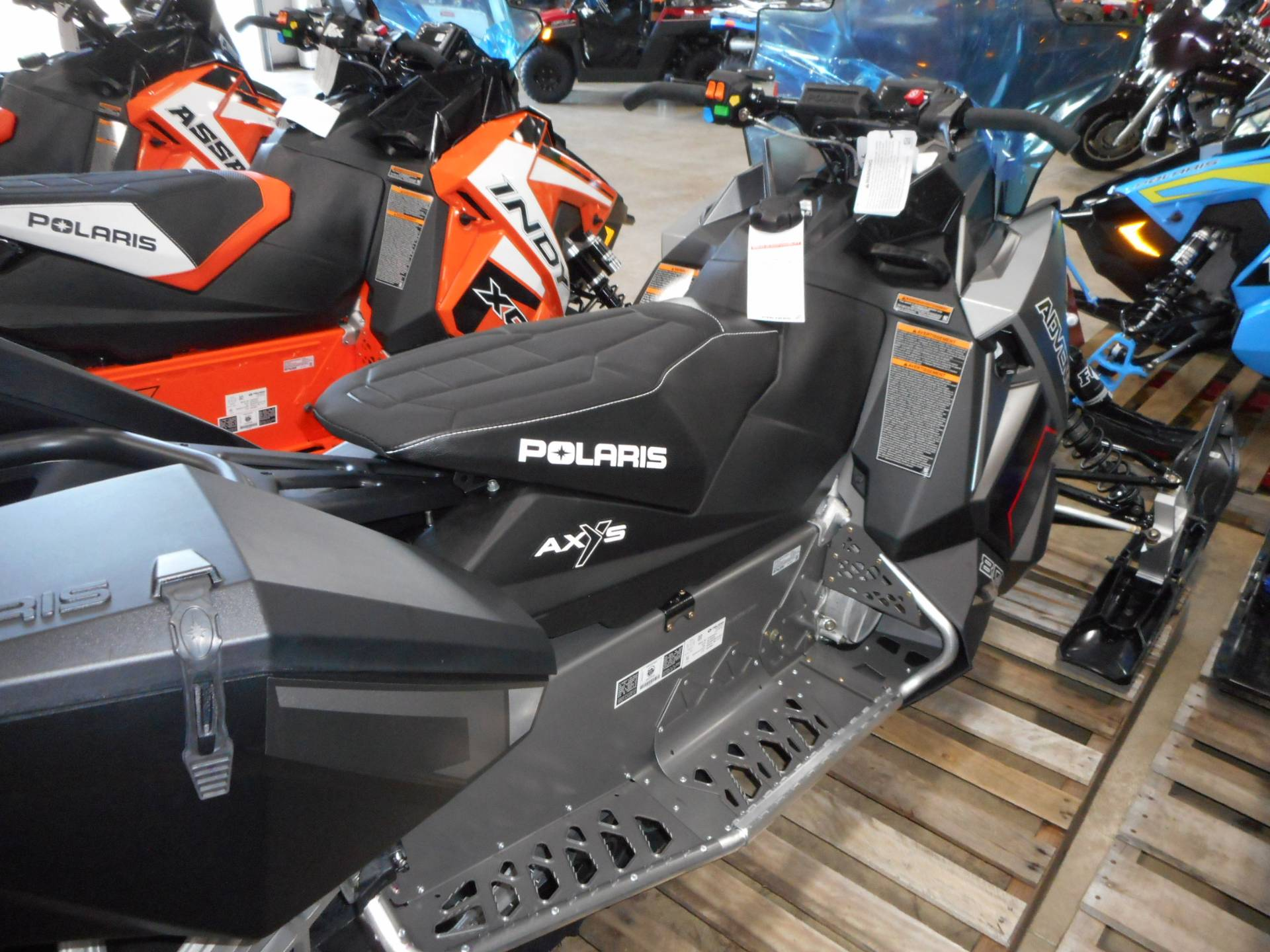 2019 Polaris 800 Switchback Adventure in Belvidere, Illinois - Photo 11
