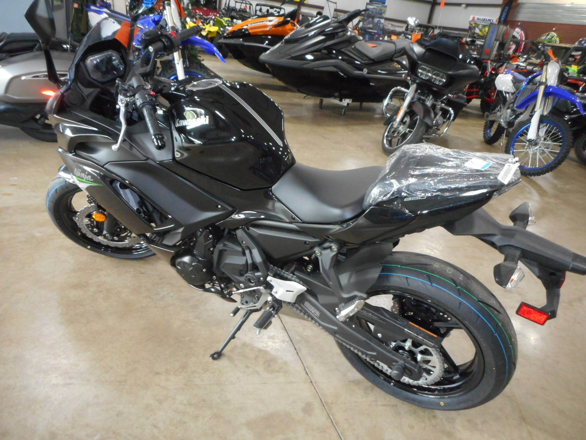 2020 Kawasaki Ninja 650 ABS in Belvidere, Illinois - Photo 7