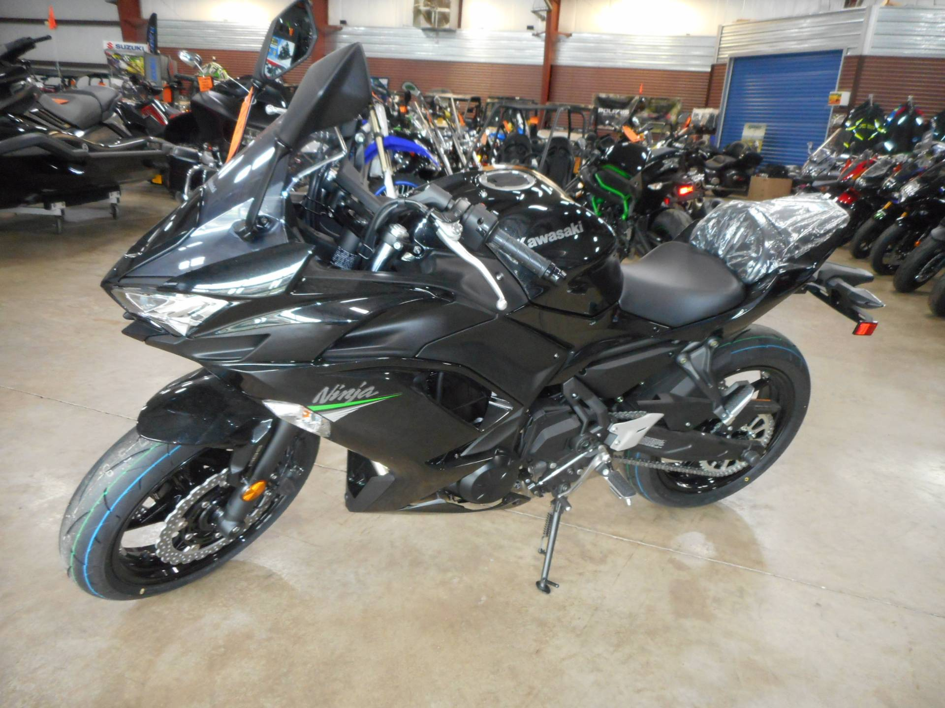 2020 Kawasaki Ninja 650 ABS in Belvidere, Illinois - Photo 2