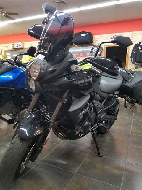 2012 Kawasaki Versys® in Belvidere, Illinois