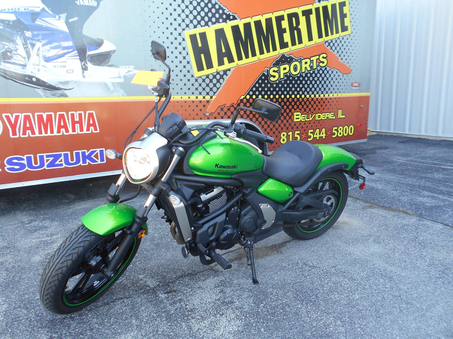 2015 Kawasaki Vulcan® S ABS in Belvidere, Illinois